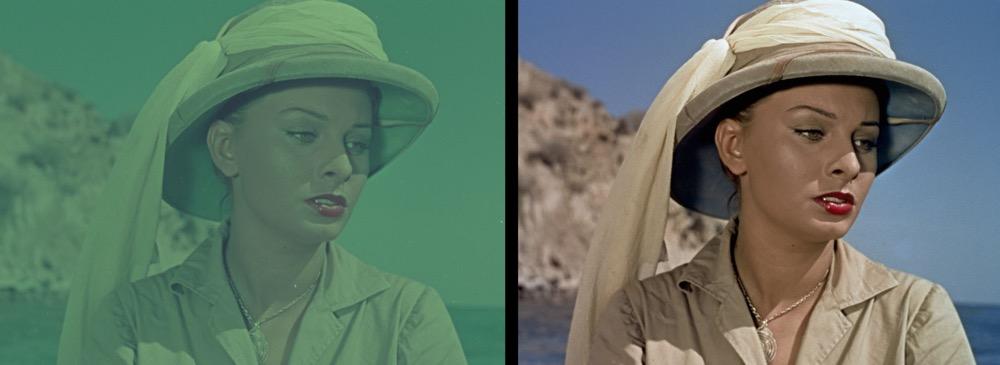 Africa sotto i mari con Sophia Loren, su Rai Movie in onda la versione restaurata