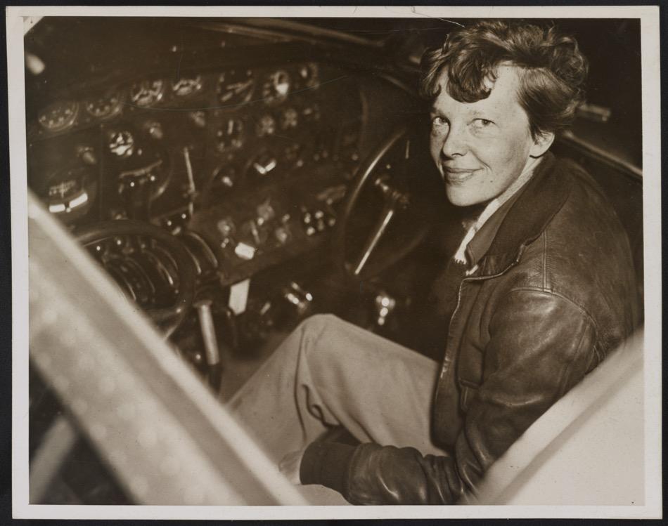 Amelia Earhart: una vita in volo, su National Geographic per raccontare il mistero della scomparsa