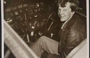 Amelia Earhart su National Geopgraphic