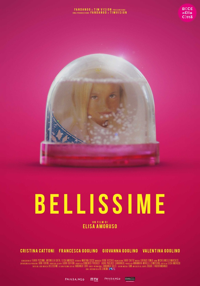Bellissime Poster film Timvision