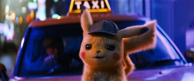 Pokemon Detective Pikachu su Infinity