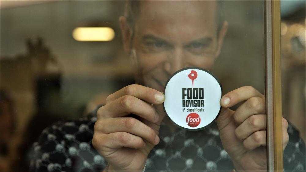 """""""Food Advisor"""", Simone Rugiati sbarca su Food Network a caccia di nuove eccellenze in cucina"""