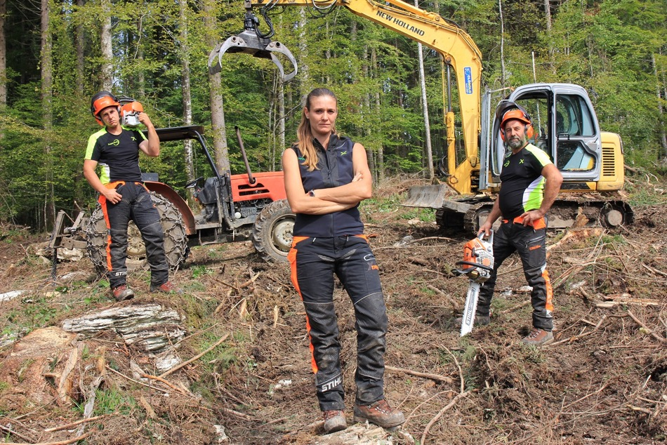 """""""Undercut – L'oro di legno"""", su DMAX arrivano i boscaioli pronti a salvare gli alberi"""