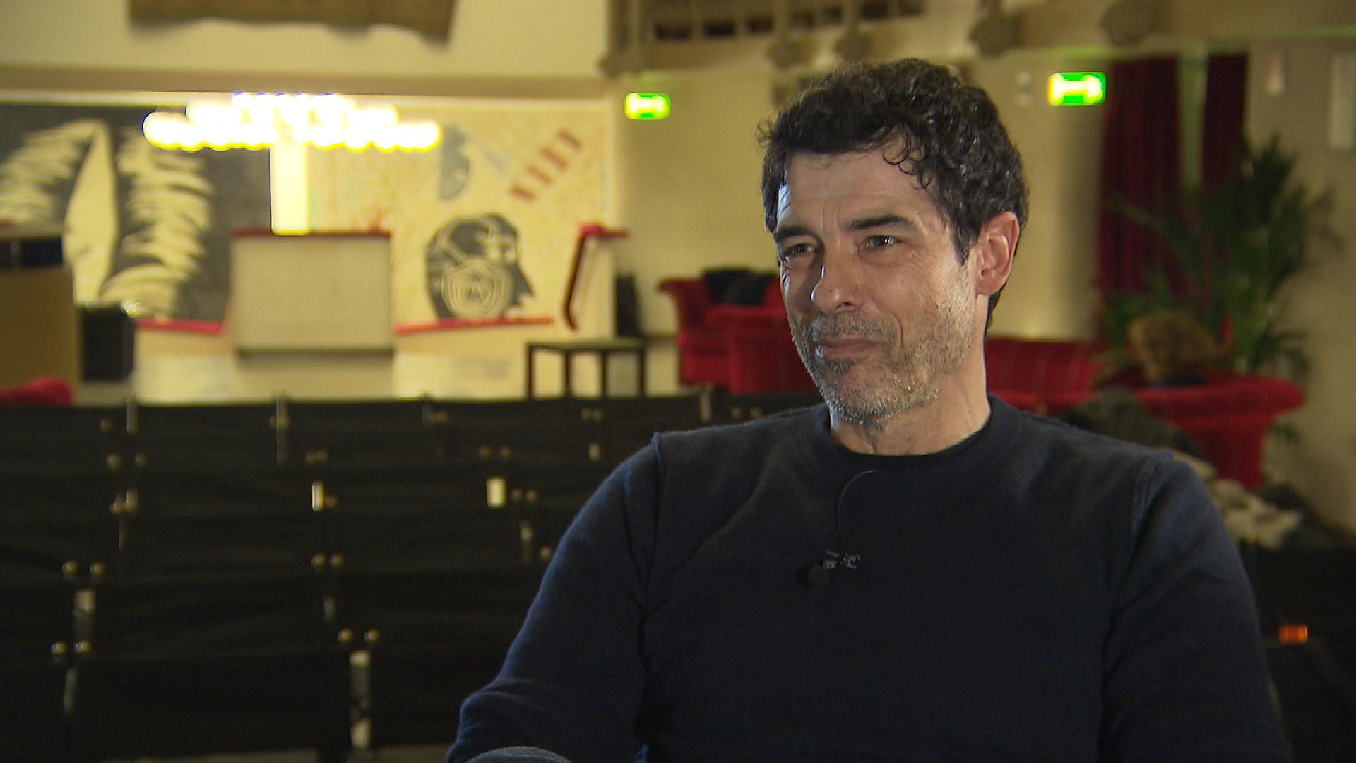 Alessandro Gassman su Rai Movie: intervista per Movie Mag