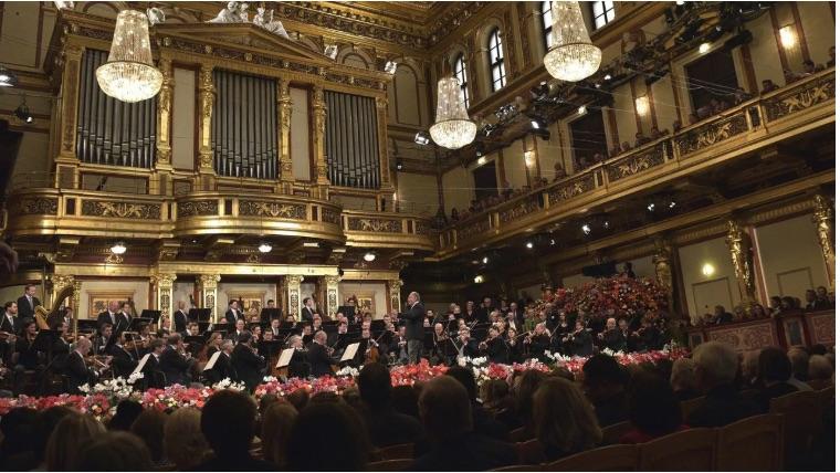 Concerto di Capodanno da Vienna, su Rai due e in replica su Rai 5 il 1° gennaio 2020