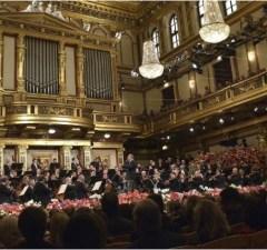 Concerto di Capodanno Vienna Rai due e Rai 5