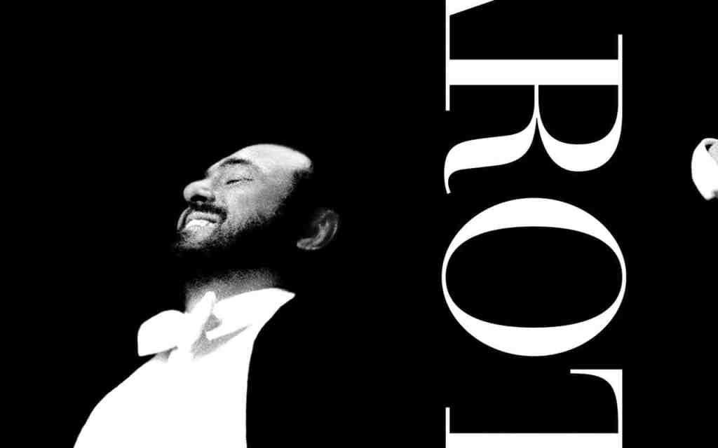 Pavarotti documentario Timvision