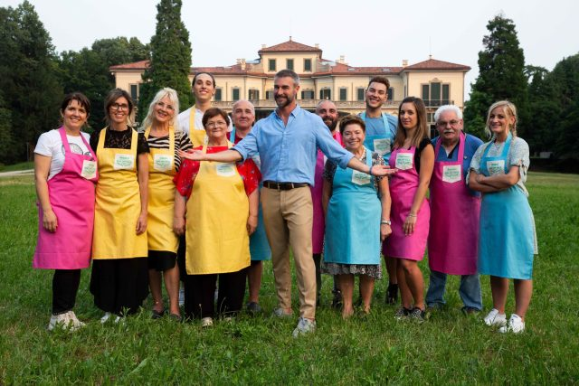 Bake off Italia All stars Battle Real Time