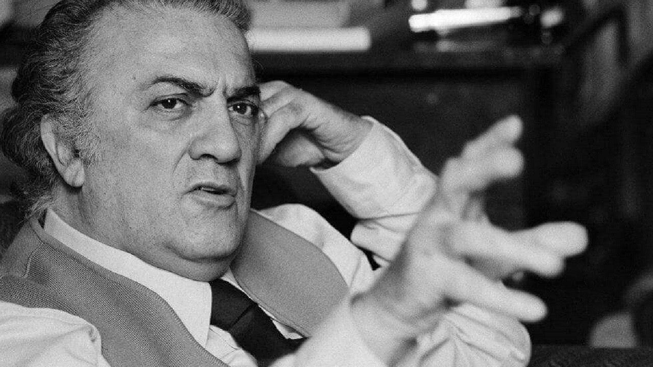 Federico Fellini, anche Rai Movie omaggia e celebra il grande regista