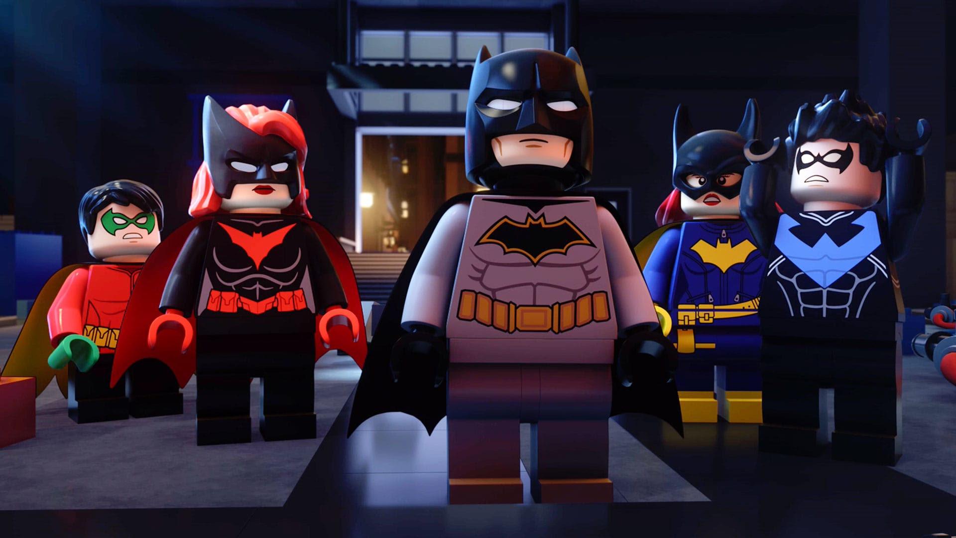 Lego DC Batman, la nuova premiere su Infinity