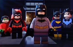 Lego DC Batman sper Infinity Premiere