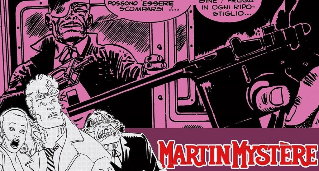 Martin Mystere Wonderland su Rai 4