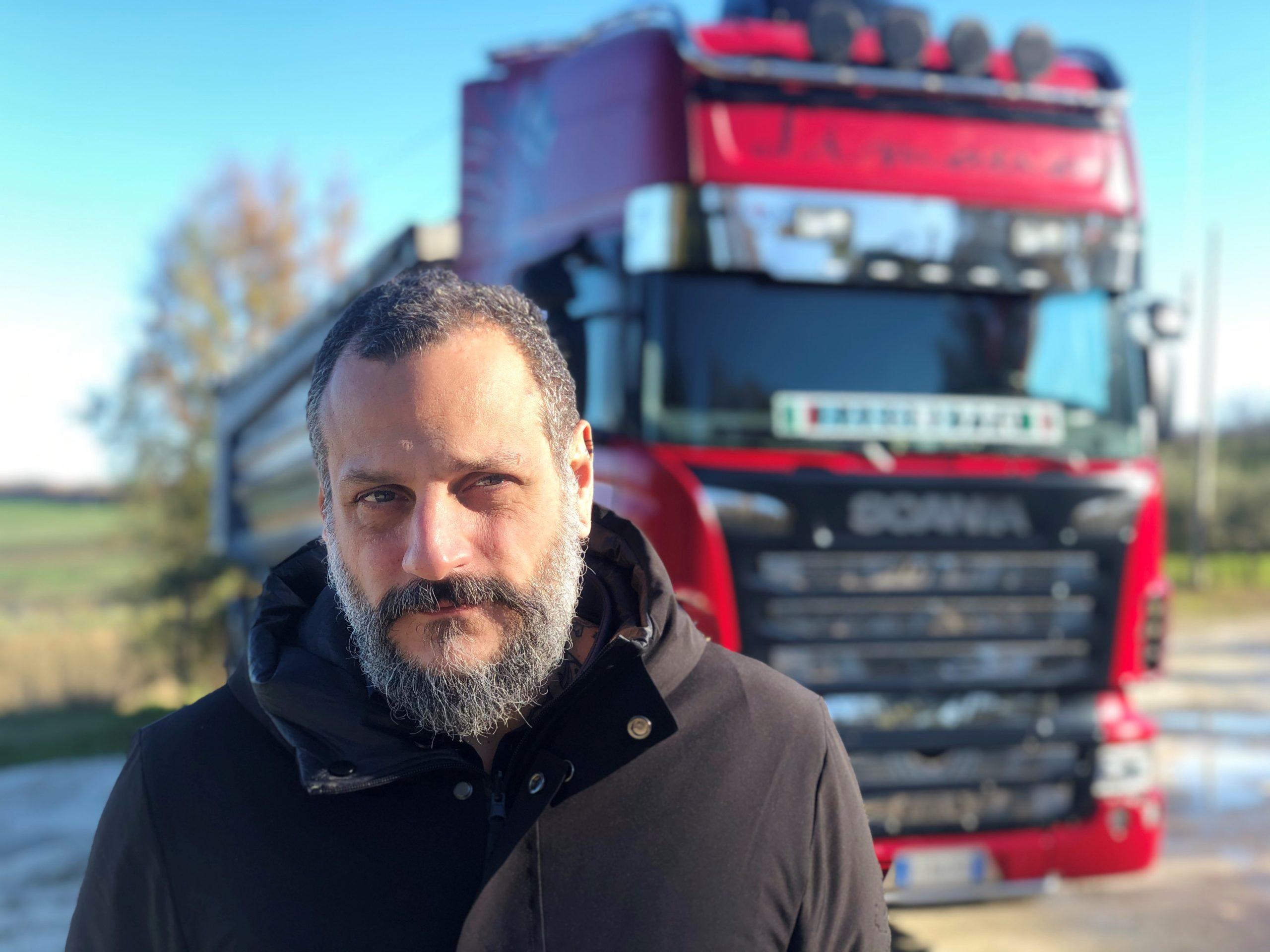 Camionisti in trattoria, la nuova edizione con lo chef Misha Sukyas su NOVE