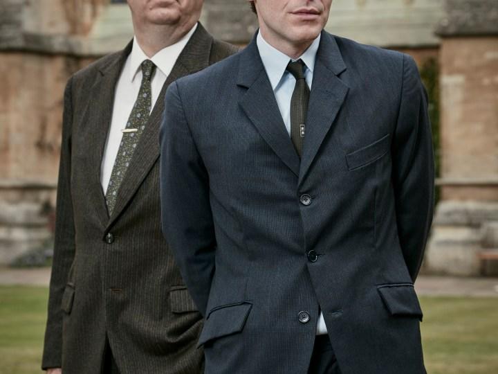 Il giovane ispettore Morse, arrivano i nuovi episodi in esclusiva Paramount Network