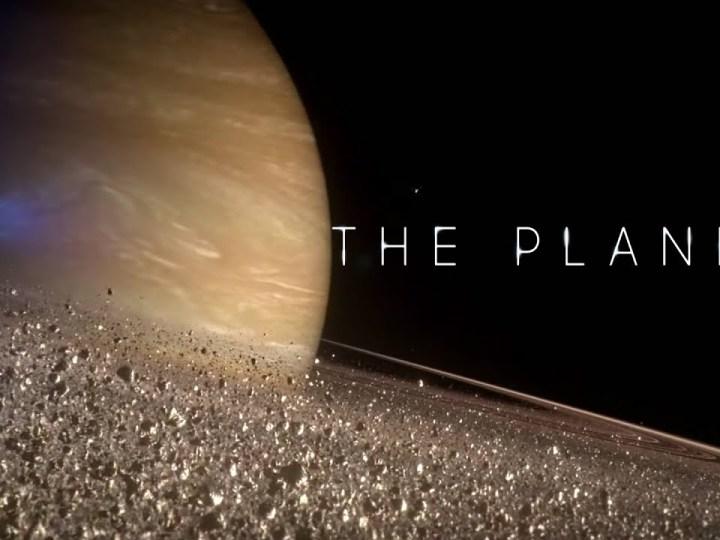 Planets, arriva su Rai 4 il grande viaggio nel sistema solare