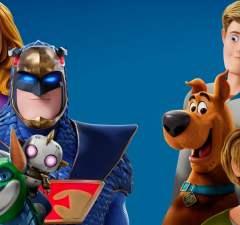 Scooby su Infinity