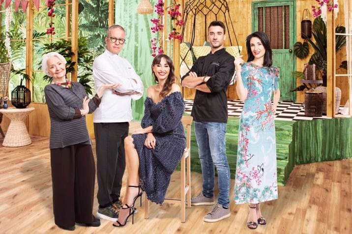 Bake off Italia 2020 Real time