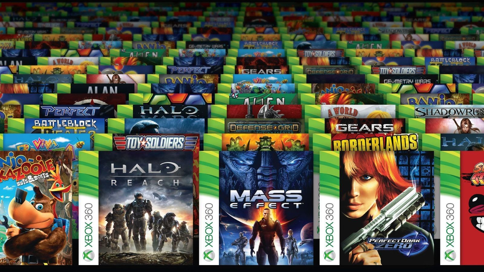 Xbox: tutti i giochi attualmente retrocompatibili