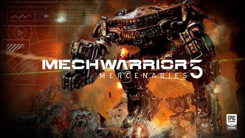 MechWarrior 5: Mercenaries arriverà su console in esclusiva Xbox