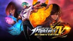 The King of Fighters XIV Utimate Edition è disponibile da oggi su PlayStation 4