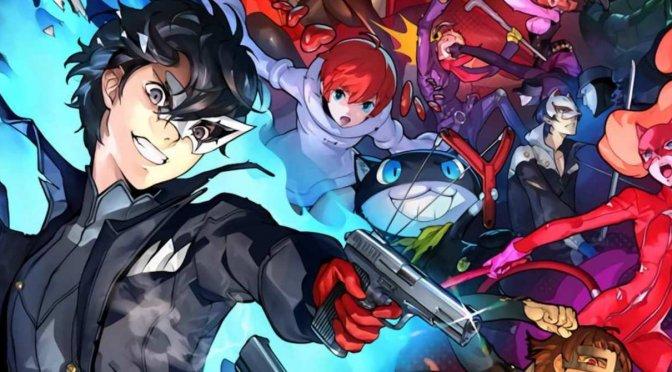 Persona 5 Strikers: il trailer di lancio occidentale