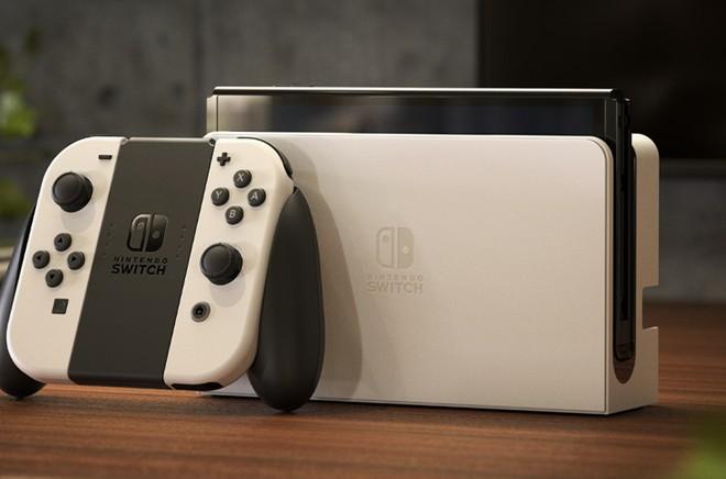 Nintendo Switch OLED è realtà, prezzo e dettagli