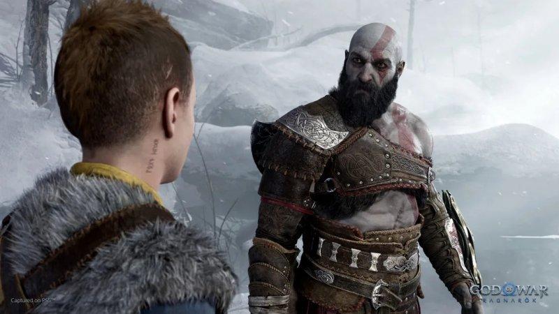 PlayStation Showcase: il primo gameplay di God of War Ragnarok