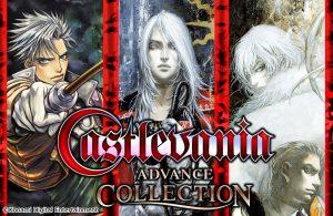 Castlevania Advance Collection è disponibile da oggi