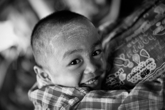 Sourire sur l'Irrawady_Myanmar