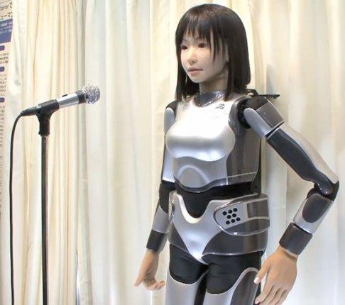 Robot HRP-4C-Diva