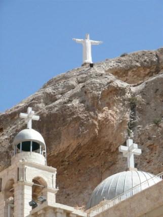 Syrie - Jésus Christ