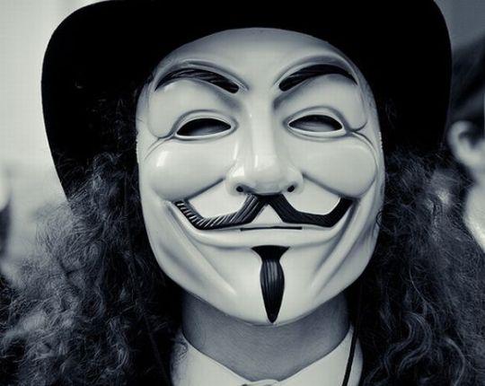 Anonymous Vs Louis Vuitton