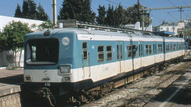 Train SNCFT
