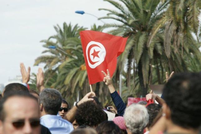Manifestation Tunisie