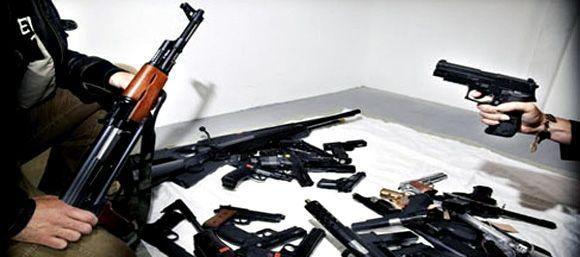 Arme - kalachnikov