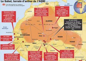 Al Qaida en Afrique du Nord - AQMI
