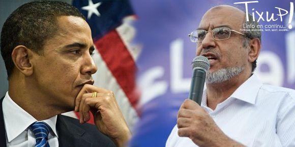 Barack Obama - Hamadi Jebali