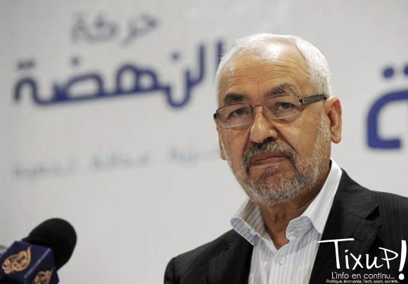 Rached Ghannouchi : Leader du Mouvement Ennahdha