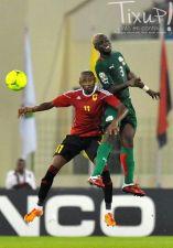 Burkina Faso - Angola