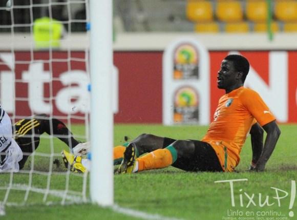 Côte d'Ivoire - Angola - CAN 2012