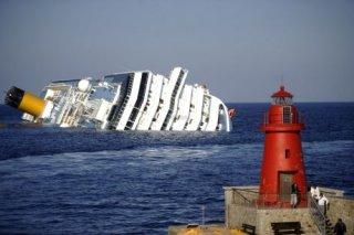 Navire Costa Concordia