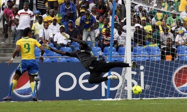 Gabon - Niger : CAN 2012