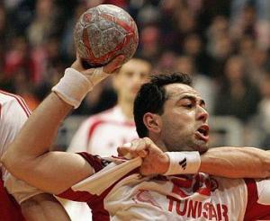 Haykel Mgannem - Equipe de Tunis - Handball