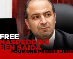 Free Nasreddine Ben Saïda
