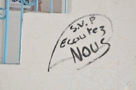 ecoutez nous - revolution Tunisie