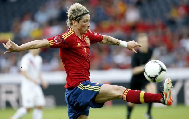 Euro 2012: Espagne