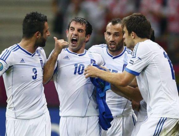 Euro 2012 : Grèce