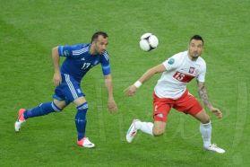 Euro 2012: Pologne - Grèce