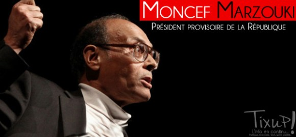 Président Moncef Marzouki