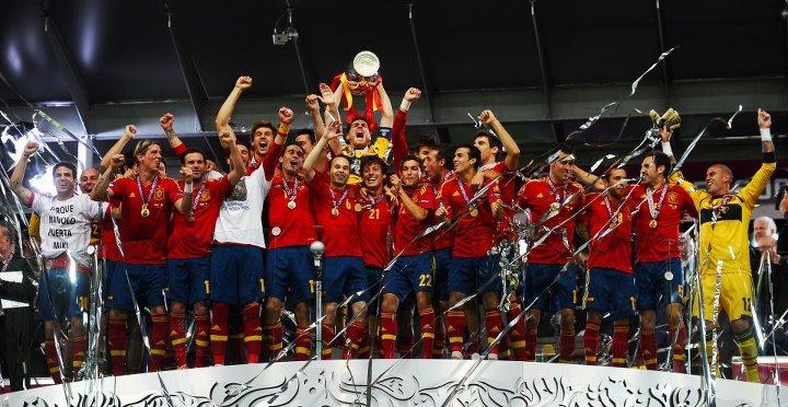 Espagne Euro 2012 Champion